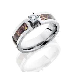 camo wedding ring - Google Search
