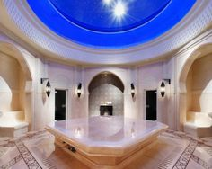 Luxury hotel spas around the world. For more check out: www.luxurysafes.me/blog/