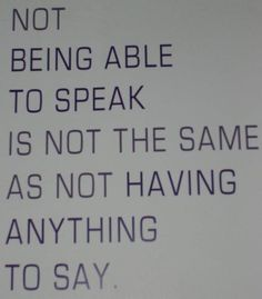 Your body language and the way you look at somebody can say a lot about you.Its not a matter of what you say, its a matter of the way your body language is while you say it,