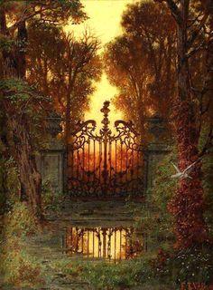 Victoriaanse nostalgische herfstplaatjes   My inner Victorian