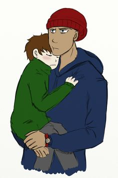 Is that...no... It's my AU! Who did this?! I'M SCREECHING! X)