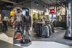 La flagship store de The North Face en Londres, un