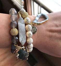 """17 Likes, 1 Comments - Lacey KramerKinsley Armelle (@lacey_kinsley.armelle) on Instagram: """"My girl @chantelnbrooks rocking her new @kinsleyarmelle Stack! Isn't it gorgeous!? Thank you…"""""""