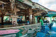 The Big Bamboo Anegada | Big Bamboo Beach Bar in Anegada BVI | Travel Dreams Magazine