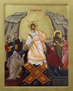 Icons, Painting, Art, Jesus Christ, Life, Art Background, Symbols, Painting Art, Kunst