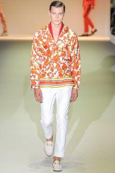 Gucci Spring 2013 Menswear Fashion Show