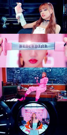 LISA BLACKPINK '뚜두뚜두 (DDU-DU DDU-DU) 'SQUARE UP' #Blackpink