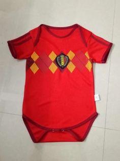 2018 World Cup Infant Jersey Belgium Home Replica Football Shirt  BFC906   Soccer Jerseys ff90b3566