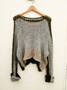 MADE TO ORDER womens sweater Cardigan  turtleneck hand knitted