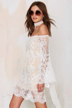 ❤︎ Wanderer Lace Dress