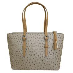 Exotic #ostrich #leather #handbag 2016 summer Trent.