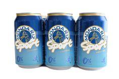 Mondariz Sport, bebida isotónica sin azúcar y elaborada con agua mineral natural Mondariz, del Grupo Vichy Catalán