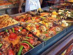 Delicious Istanbul dinners  Enjoy tours around Turkey and Greece with FEZ Travel: www.feztravel.com/