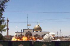 Islamic State claims Shia mosque destruction - Middle East - Al Jazeera English