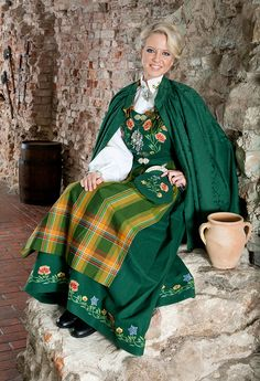 Constitution Day, Traditional Dresses, Painting Inspiration, Norway, Sari, Culture, Image, Beauty, Folklore