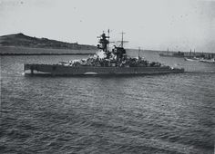 The Admiral Graf Spee was a notorious heavy cruiser in the Nazi Germany's Kriegsmarine during World War II. The ship was built at the Reichsmarinewerft Montevideo, Navy Admiral, Heavy Cruiser, Merchant Navy, Armada, Navy Ships, Military History, Naval History, Royal Navy