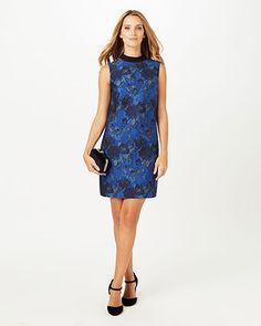 Phase Eight Aaliyah Dress Blue