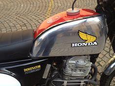 Dominator NX 650 SP - RocketGarage - Cafe Racer Magazine