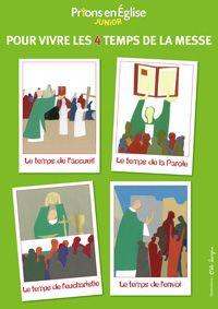 Les 4 temps de la messe ! http://www.eveilalafoi.fr/content/download/971973/28745329/file/4tps%20de%20messe-PRJ.pdf