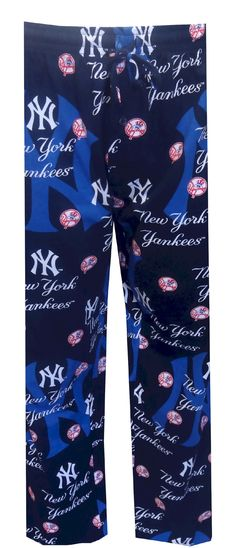 f68f6eb00ff41 New York Yankees Logo Collection Lounge Pants Let s go