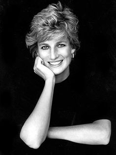 Although Princess Diana died in her 30s, I included her on my Aging Gracefully board because I think she would have... Her sons are doing a marvelous job keeping her legacy alive... gone too soon...