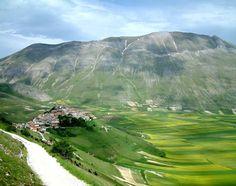Castelluccio di Norcia, Unbria Italy