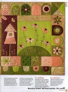 quilt country 2 - Joelma Patch - Álbuns da web do Picasa