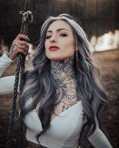 Ryan Ashley Malarkey: Tätowierer bei der London Tattoo Co . - Ryan Ashley Malarkey: Tattoo Artists at the London Tattoo Convention Life Tattoos, Sexy Tattoos, Body Art Tattoos, Tatoos, London Tattoo, Ryan Ashley Malarkey, Convention Tattoo, Tattoo Trend, Hot Tattoo Girls