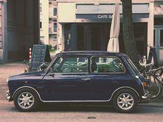 #automobile #automotive #caf #car #city #city life #citylife #classic car #mini #mini cooper #street #street photo #vehicles