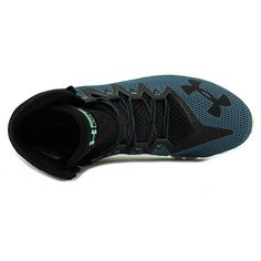 Under Armour Highlight Delta - marlin blue / black, Größe #:8