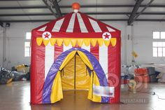 https://flic.kr/s/aHskhVTims | Inflatable happy party market stand tent | This is a common party tent suitable for different parties, which could be installed inside as well as outdoor. The tent tops are made from PVC tarpaulin . Meets EN14960 and EN71, material fire-retardant. Wall hanging velcro is pre-attached to the top enabling an air tight connection between tops and walls. Also with balloons and light hanging.