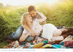 Chad & Tami {Country Couple Shoot} | The Pretty Blog by Adele Cabanillas