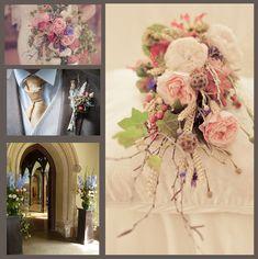 Vintage Flowers | Eden Flower School & Wedding Flowers Rustic Weddings, Vintage Weddings, Summer Weddings, Spring Wedding, Vintage Flowers, Wedding Flowers, Gallery Wall, Wedding Ideas, Table Decorations
