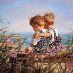 Proverbs 18:24 A man that hath friends must show himself friendly and there is a friend that sticketh closer than a brother.