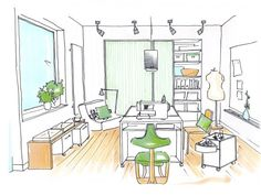 Innenarchitektin Miriam Medri von der ZUHAUSEWOHNEN-Wohnberatung erläutert die wichtigsten Basisregeln beim Einrichten.