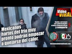 Mexicanos hartos del frío muy pronto podrán empezar a quejarse del calor.