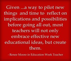 All my posts from the past four years on Teacher & Administrator Leadership - in one place!