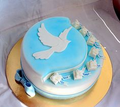 78 Best Krizma images in 2019 | Confirmation cakes, Cake art