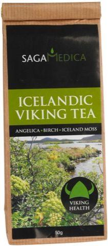 Icelandic Viking Tea - Herbal Tea from Iceland