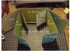 Pucelle Wid Luv Lindy:Flip-Flap mini album par SCOR-PAL voir tuto : http://lindysmaidwidluv.blogspot.be/p/other-blogs-fab-tutorials.html