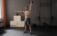 The Complex That Firebombs Fat in Just 5 Minutes http://www.menshealth.com/fitness/dumbbell-dynamite-complex?cid=soc_MensHealthMag_TWITTER_Men%2527s%2520Health__
