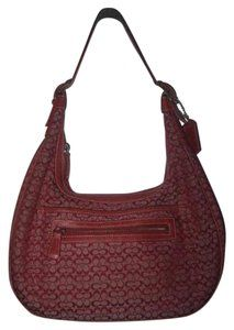 ed8e38a7a73e Coach Multiple Compartment Excellent Vintage Hobo Shoulder Great Everyday  Perfect Pop Of Color Hobo Bag