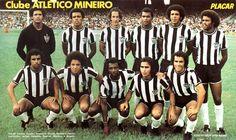 Atlético Mineiro 1975.
