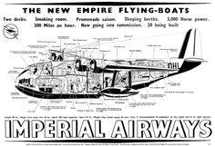 flying boats?