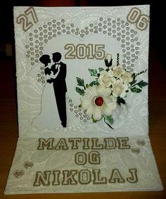 Bryllupskort