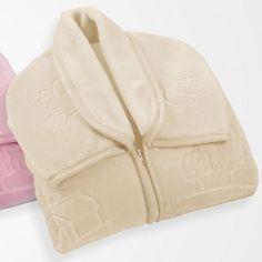 Baby SAC com relevo Anti Alérgico Touch Texture Bege - Jolitex