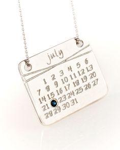 Designers Create Personalized Mom Jewelry for Kate Middleton - Dalla Nonna Jewelry