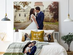 Printing your wedding photos is super important, and so is where you choose to print them! Find out why in this post, and check out a great suggestion for where to get them printed. Budget Wedding, Wedding Pics, Cheap Canvas Prints, Photo Pillows, Cool Gifts For Kids, Print Your Photos, Family Images, Strong Marriage, Photo Blanket