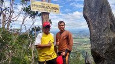 Menguji Adrenalin Di Wang Gunung Perlis Yang Curam