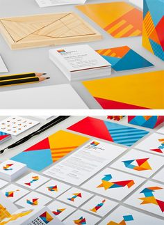 International Game Days Identity by Stefan Zimmermann | Inspiration Grid | Design Inspiration